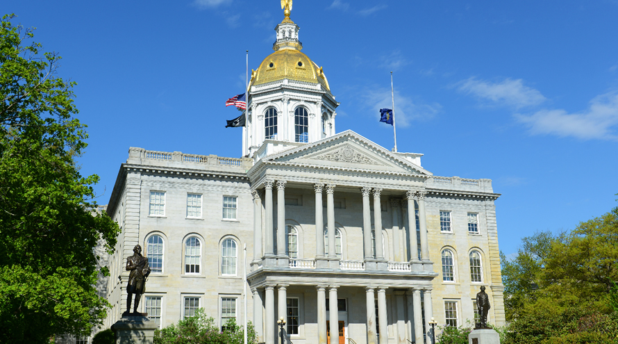 NH Passes Bill To Make Bitcoin Transactions Easier